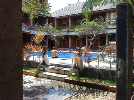 Then Next We Checked On The Tunjung Bali Hotel In Poppies Lane 2
