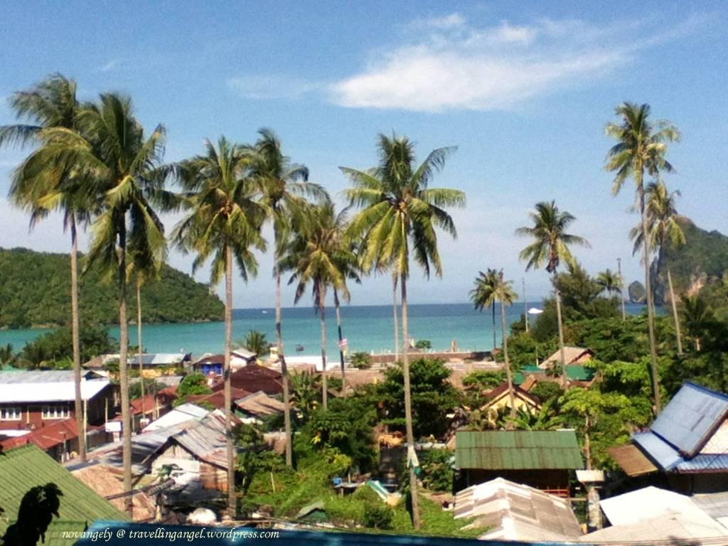 phiphi - tonsay bay