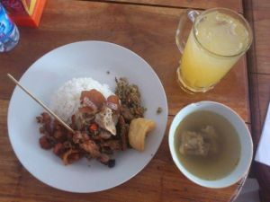Set Menu, Special Roasted Pork @ Pak Malen