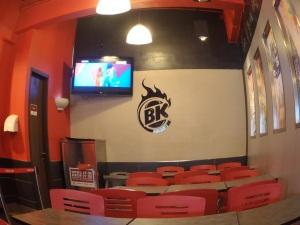 Burger King, Sunset Road
