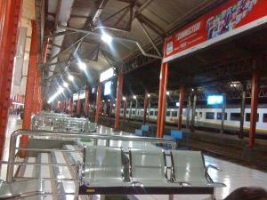 semarang tawang train station