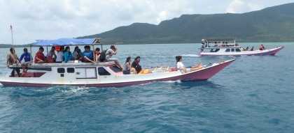 tour boat karimunjawa