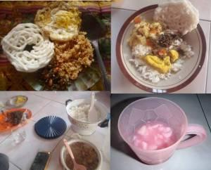 meals during tour karimunjawa