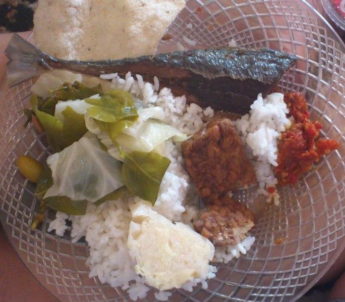 makan siang tidung