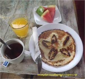 gili hostel bfast