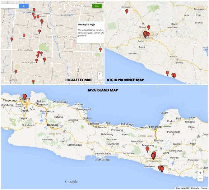 MAPS Jogja Trip May 2014